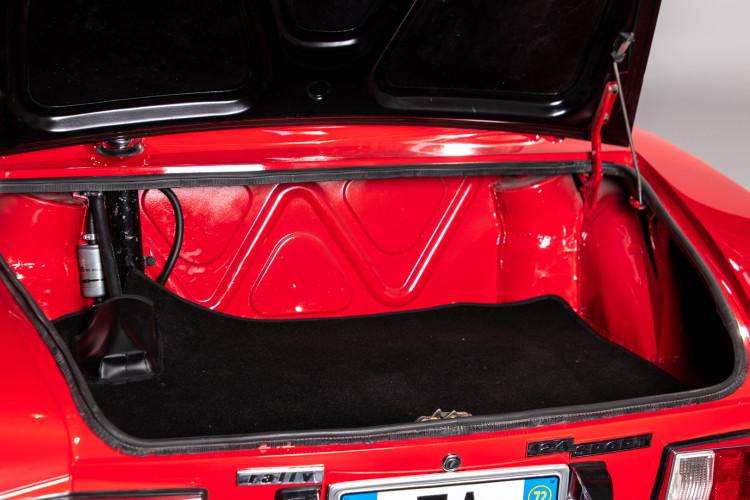 1972 Fiat 124 Sport Rally Abarth 39