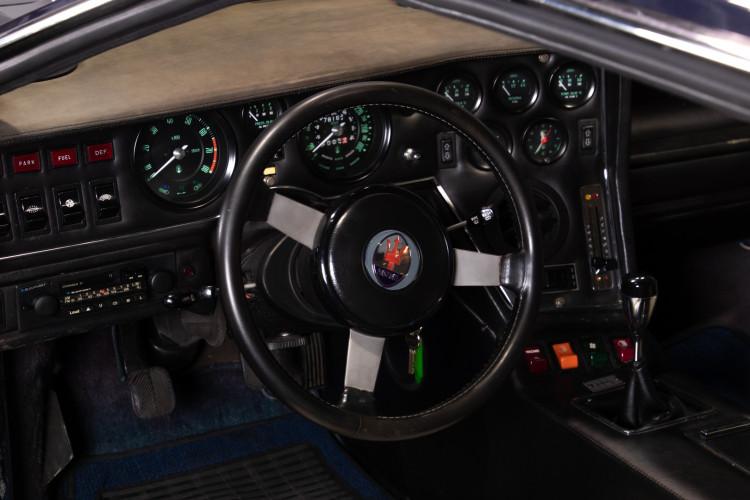 1981 MASERATI MERAK 3000 SS 18