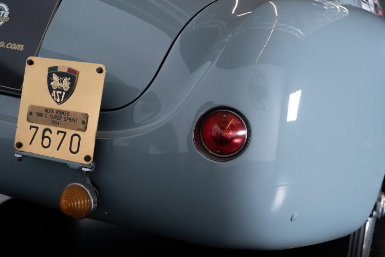1954 Alfa Romeo 1900 C Super Sprint 17