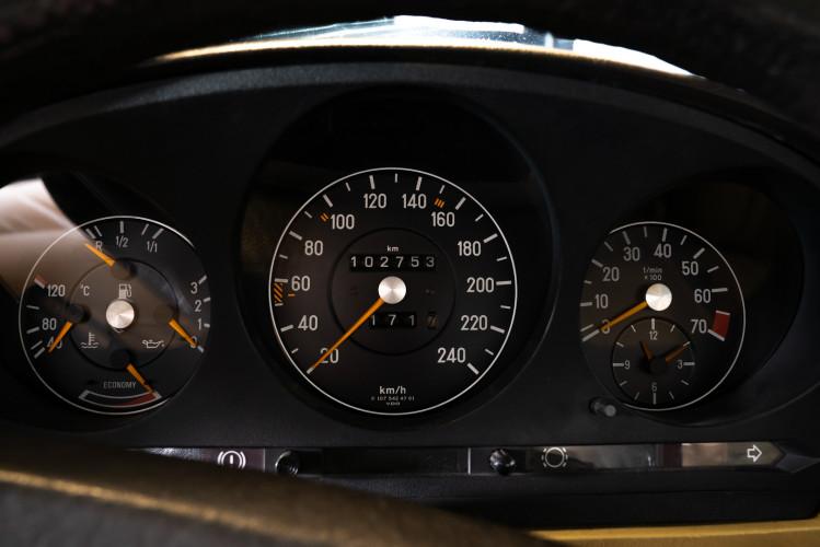 1980 Mercedes-Benz SL280 Cabrio 13