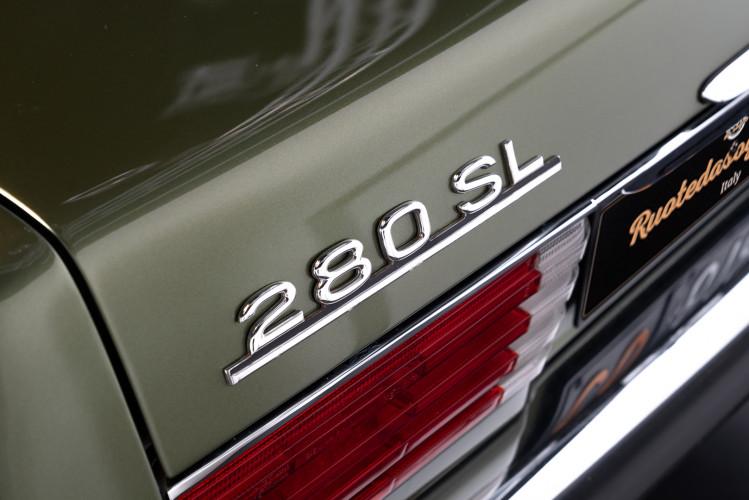 1980 Mercedes-Benz SL280 Cabrio 17