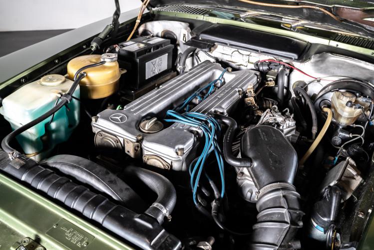 1980 Mercedes-Benz SL280 Cabrio 20