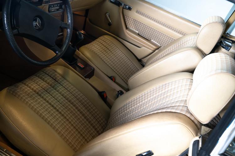 1980 Mercedes-Benz SL280 Cabrio 8