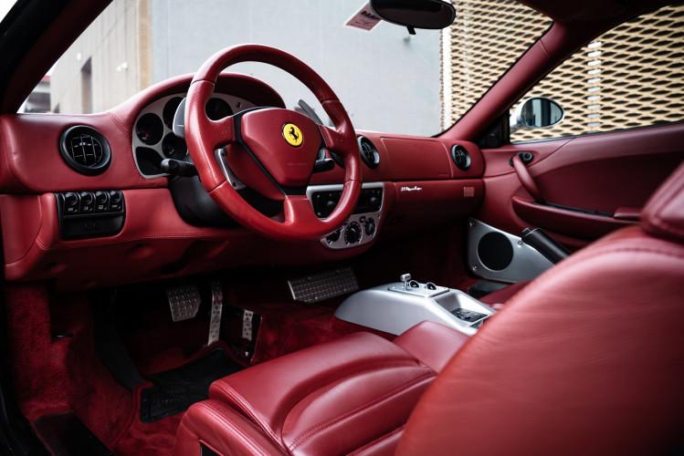 2002 Ferrari 360 Modena F1 39