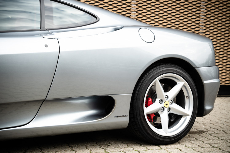 2002 Ferrari 360 Modena F1 3