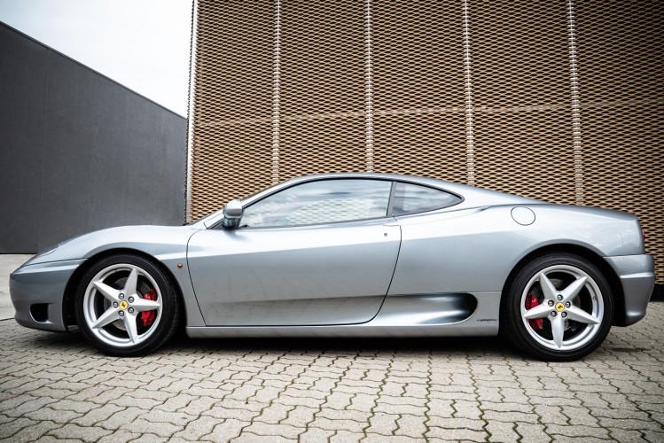 2002 Ferrari 360 Modena F1 2