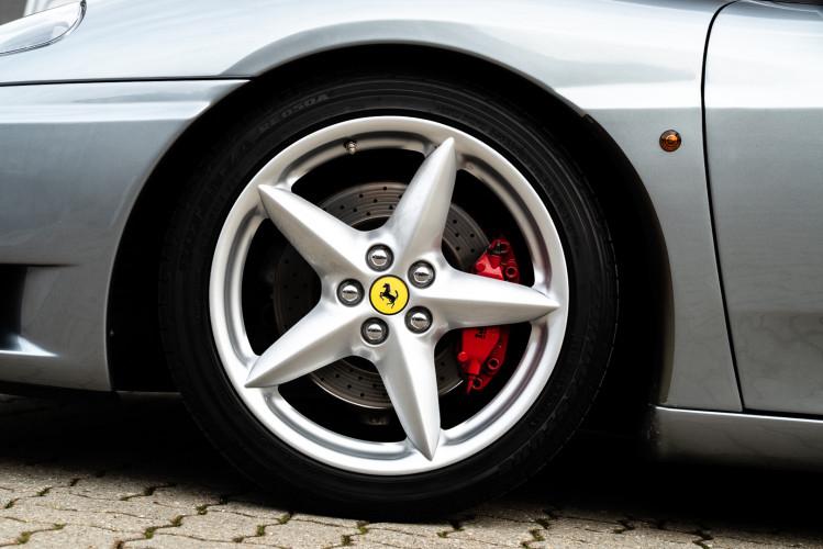 2002 Ferrari 360 Modena F1 13