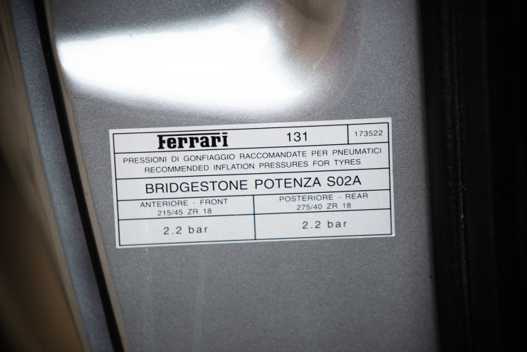 2002 Ferrari 360 Modena F1 53
