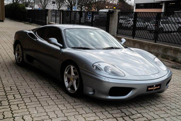 2002 Ferrari 360 Modena F1 1