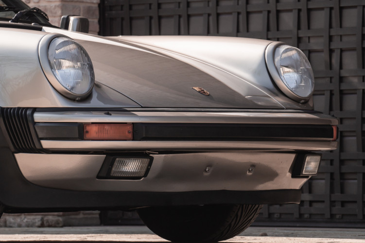 1985 Porsche 930 Turbo 33