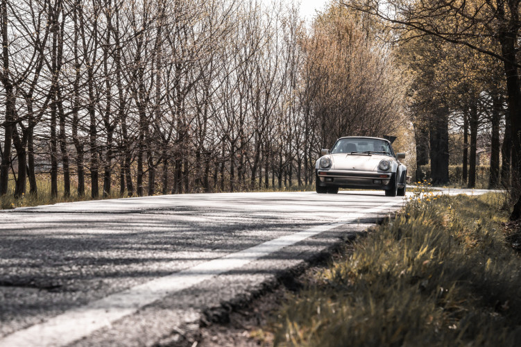 1985 Porsche 930 Turbo 4