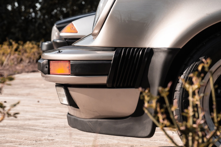 1985 Porsche 930 Turbo 15