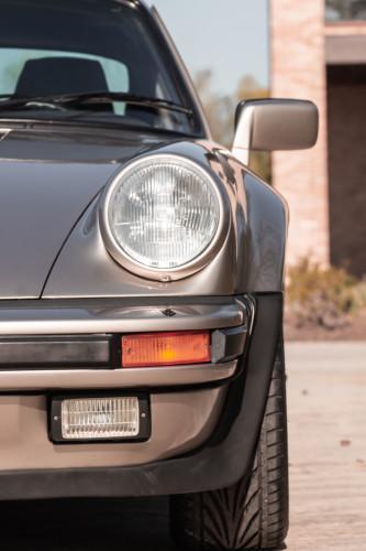 1985 Porsche 930 Turbo 17