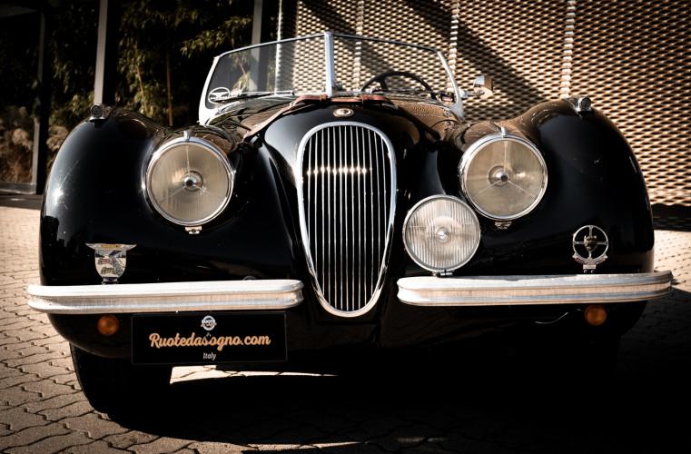 1952 Jaguar XK 120 OTS 19