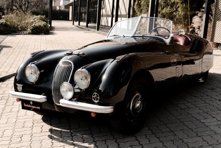1952 Jaguar XK 120 OTS 4