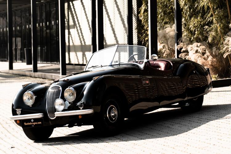 1952 Jaguar XK 120 OTS 1
