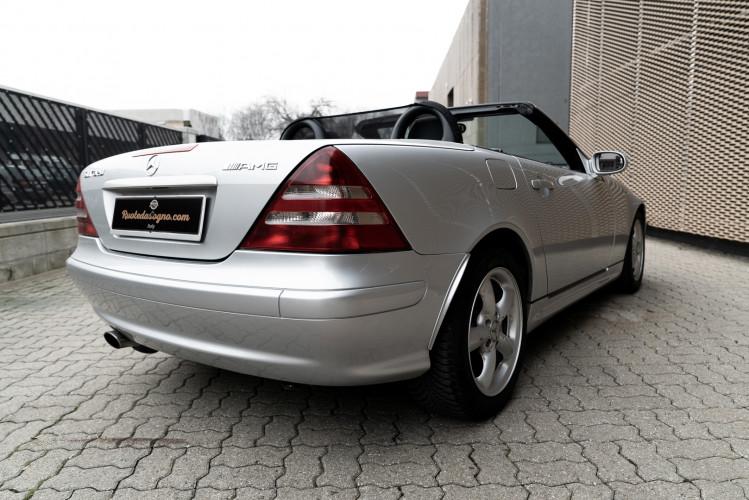 2000 Mercedes-Benz 320 SLK 24