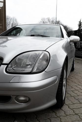2000 Mercedes-Benz 320 SLK 5
