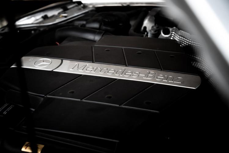 2000 Mercedes-Benz 320 SLK 40