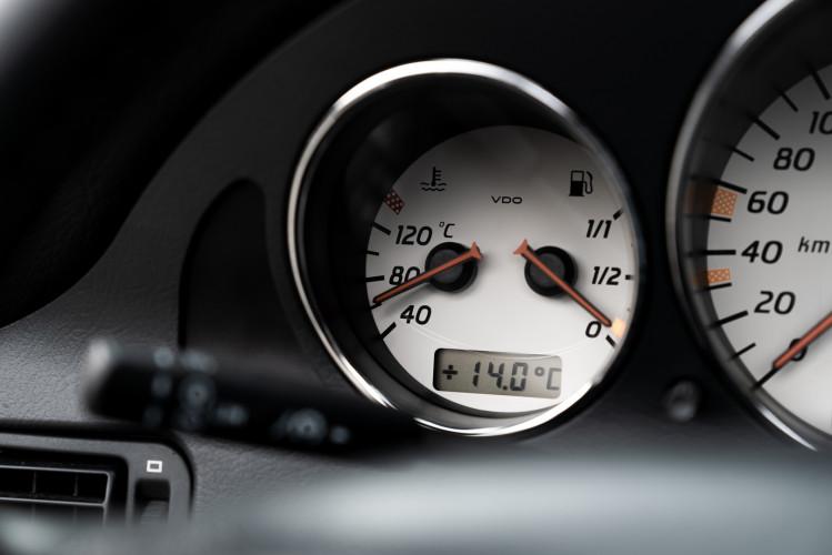 2000 Mercedes-Benz 320 SLK 50