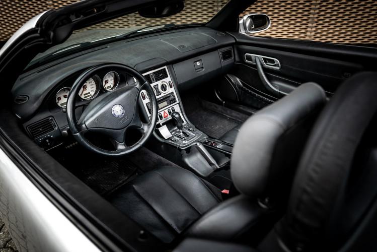 2000 Mercedes-Benz 320 SLK 53