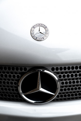 2000 Mercedes-Benz 320 SLK 54