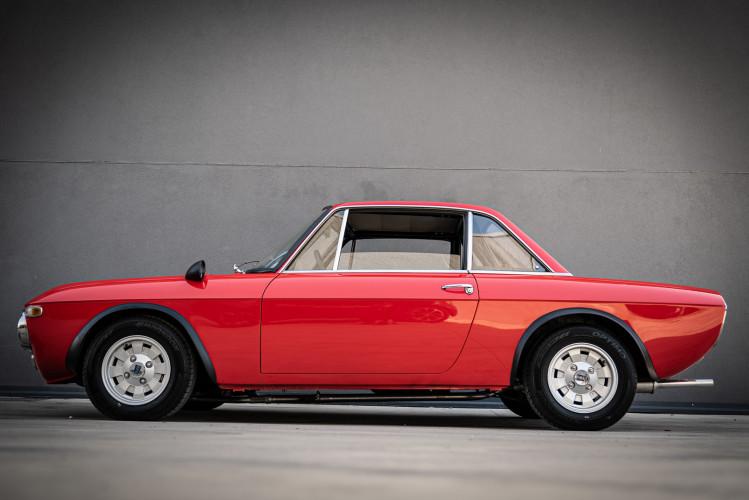 1970 Lancia Fulvia HF 1600 Fanalone 4