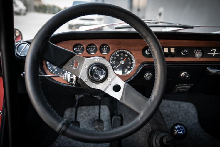 1970 Lancia Fulvia HF 1600 Fanalone 16