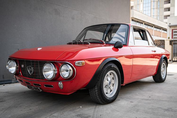 1970 Lancia Fulvia HF 1600 Fanalone 0