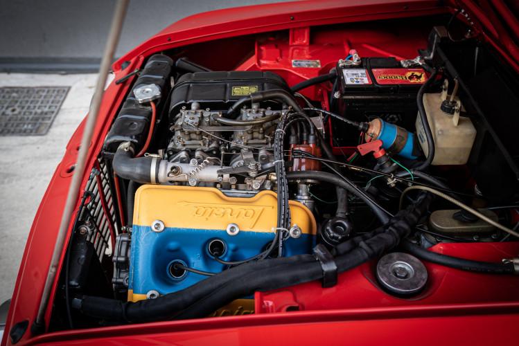 1970 Lancia Fulvia HF 1600 Fanalone 31