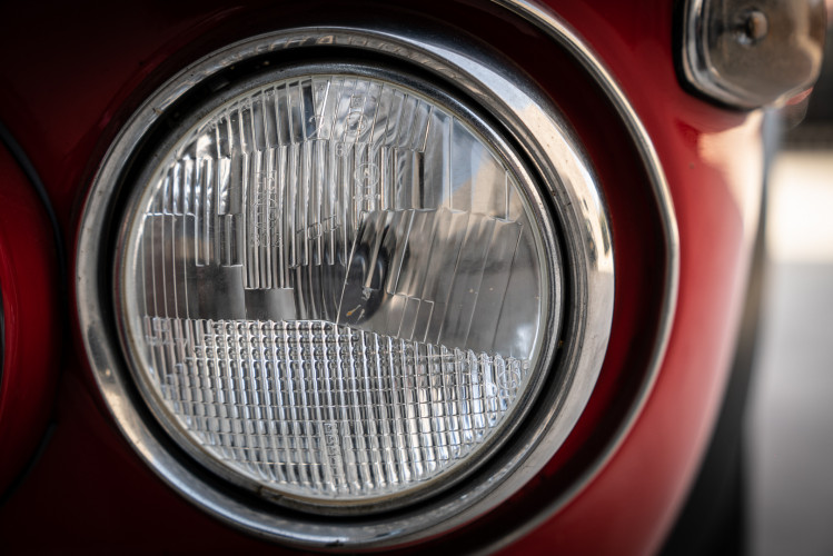 1970 Lancia Fulvia HF 1600 Fanalone 7