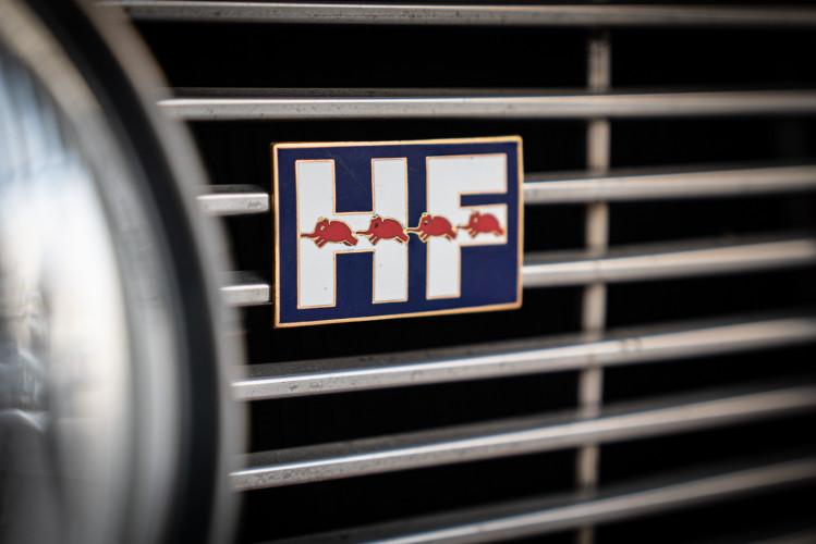 1970 Lancia Fulvia HF 1600 Fanalone 40