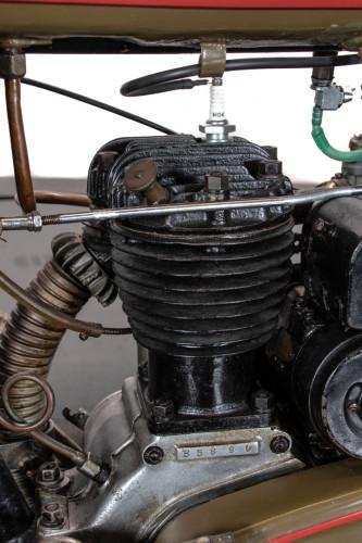 1926 Harley Davidson Single B 11