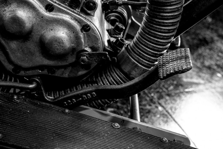 1926 Harley Davidson Single B 21