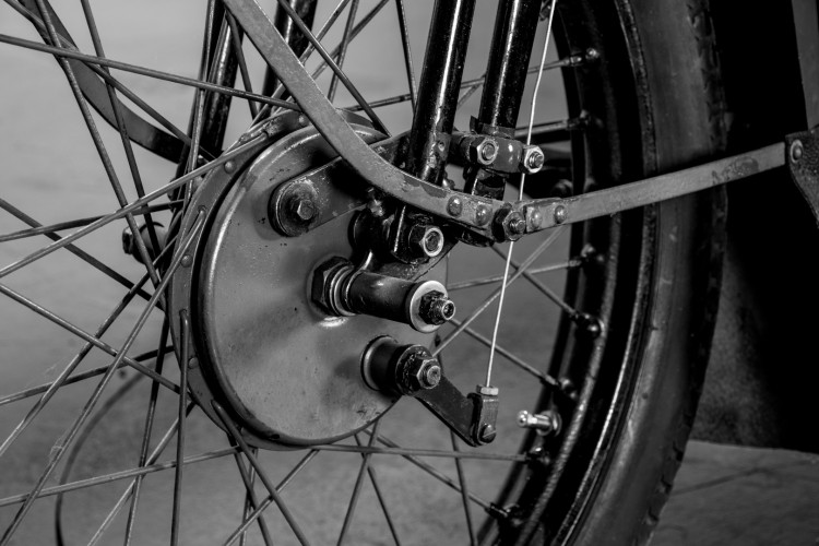 1926 Harley Davidson Single B 25