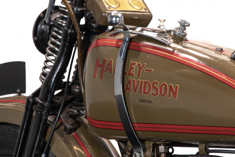 1926 Harley Davidson Single B 8