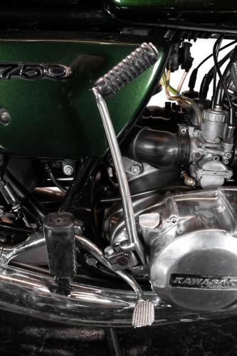 1974 Kawasaki Mach IV 750 20