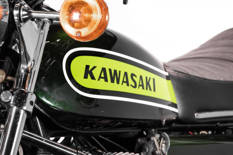 1974 Kawasaki Mach IV 750 8
