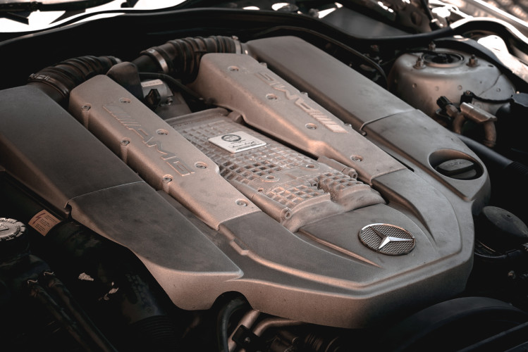 2002 Mercedes Benz SL55 AMG 42