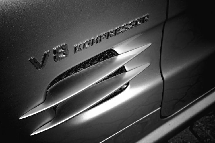 2002 Mercedes Benz SL55 AMG 5