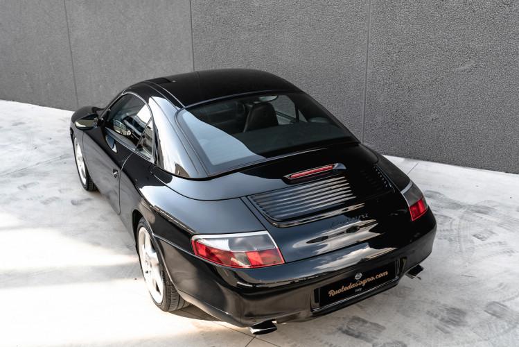 2001 Porsche 996 Carrera Cabrio 7