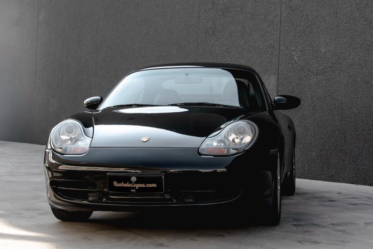 2001 Porsche 996 Carrera Cabrio 1