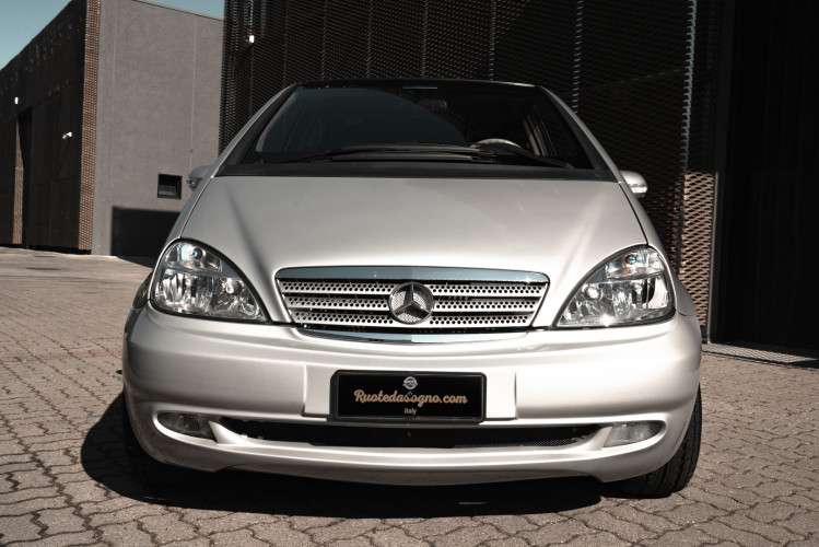 2002 Mercedes-Benz A 210 AMG 6