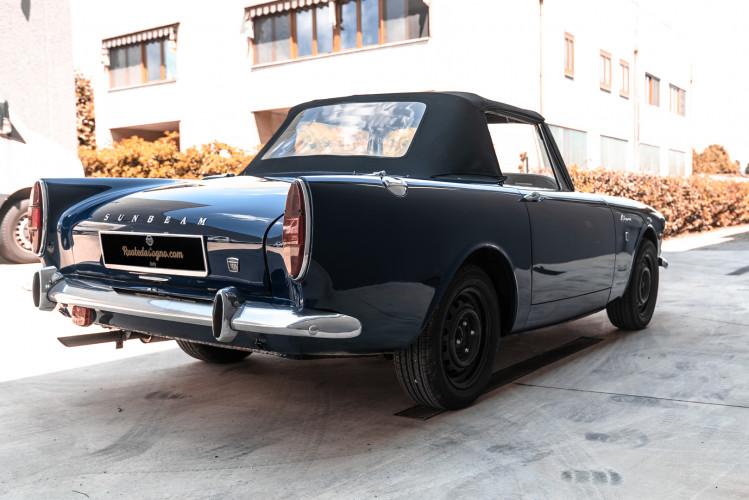 1967 Sunbeam Alpine 1725 7