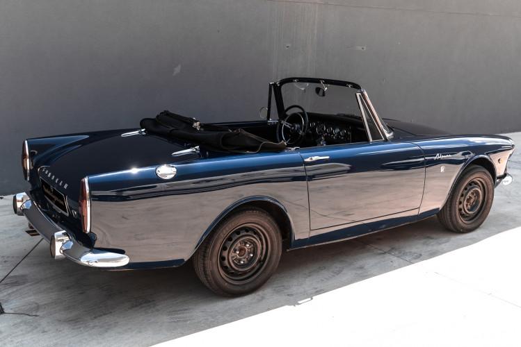 1967 Sunbeam Alpine 1725 12