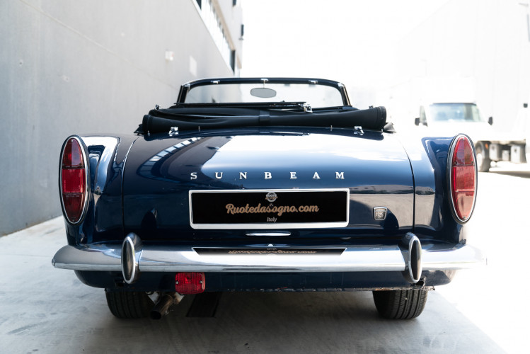 1967 Sunbeam Alpine 1725 11