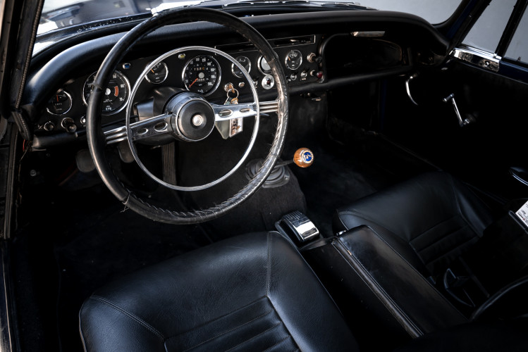 1967 Sunbeam Alpine 1725 25