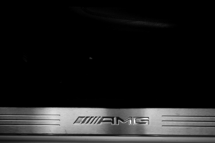 2012 Mercedes-Benz C63 AMG Black Series 43