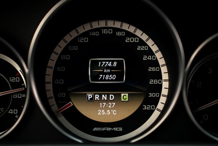 2012 Mercedes-Benz C63 AMG Black Series 53