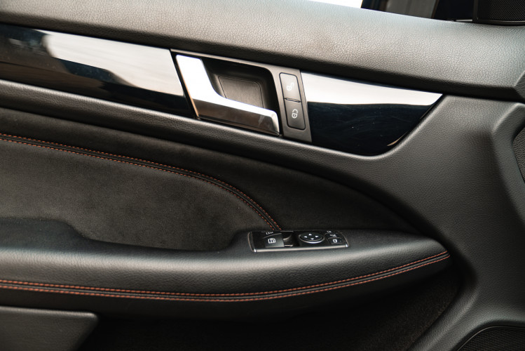 2012 Mercedes-Benz C63 AMG Black Series 51